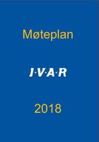 Møteplan 2018