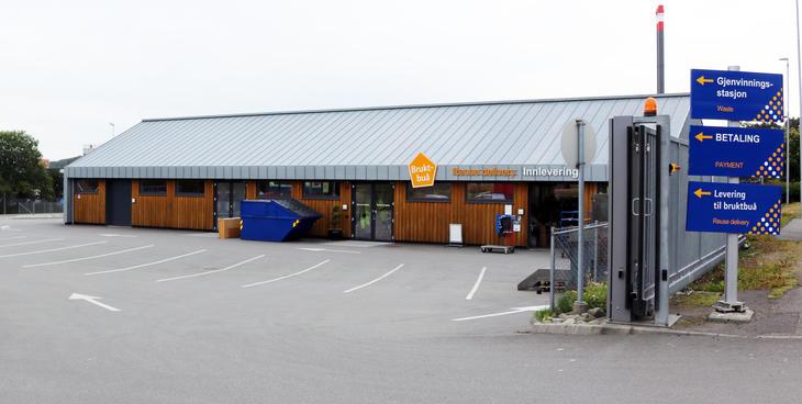 Bruktbuå bruktbutikk