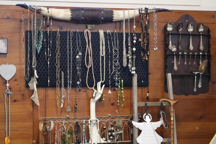 Bilde av bruktbutikken