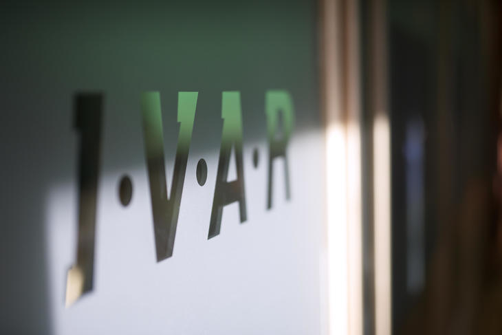 IVAR logos