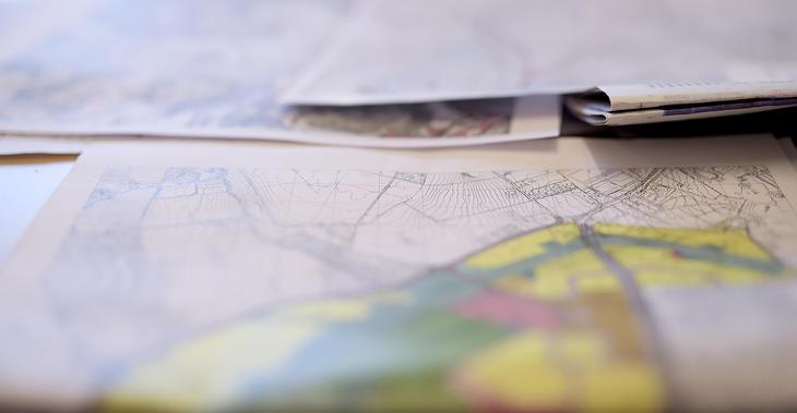 Kart hovedvann
